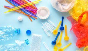 prodotti in plastica monouso