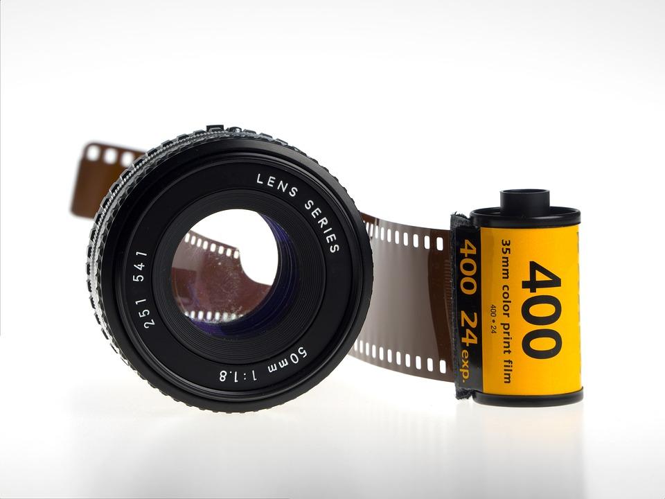 pellicola celluloide